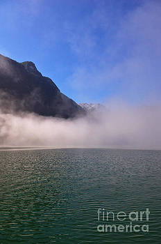Lake Koenigssee by Angela Doelling AD DESIGN Photo and PhotoArt