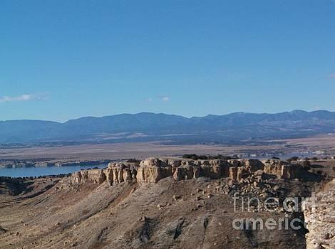 Lake Pueblo Cliffs by Kelly Awad