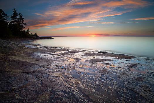 Lake Superior 2 by Derek Thornton