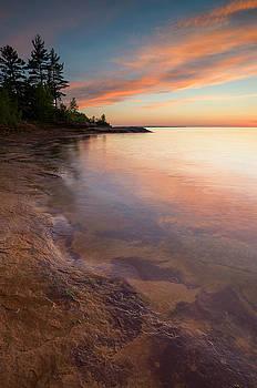 Lake Superior by Derek Thornton