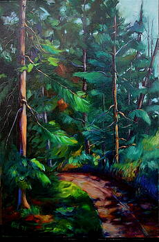 Lake Taho by Patricia Reed