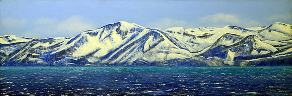 Frank Wilson - Lake Tahoe Mountain Vista