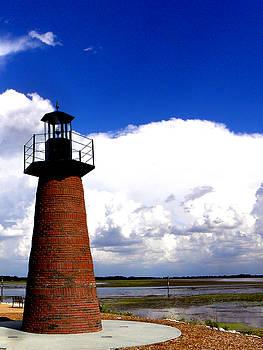 Lake Toho Lighthouse 000 by Chris Mercer