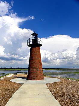 Lake Toho Lighthouse by Chris Mercer