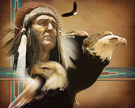 Terry Eve Tanner - Lakota Skies