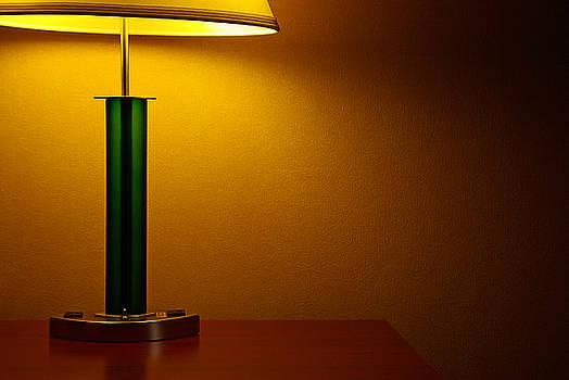 Lamp by Zalman Latzkovich