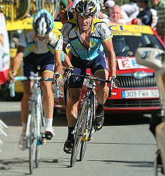 Lance Armstrong - Verbier 2009 by Travel Pics