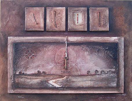 Land of Man's Dream. 2004 by Daniel Pontet