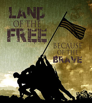 Land of the Free by Dawn Romine