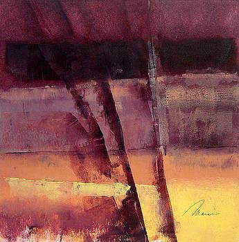 Landscape Contempo No.3 by Richard Morin