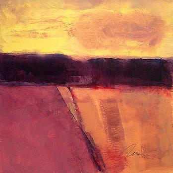 Landscape Contempo No.4 by Richard Morin