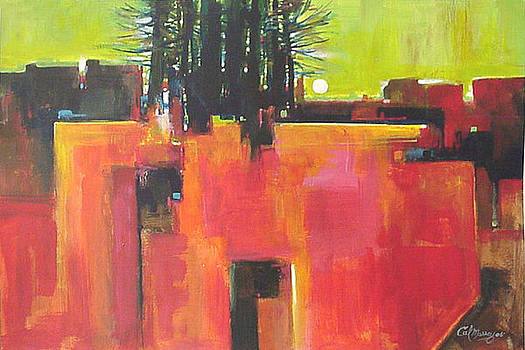 Landscape II by Cal Massey