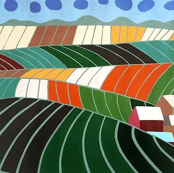 Landscape by John Chehak