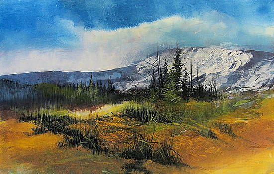 Landscape by Robert Carver