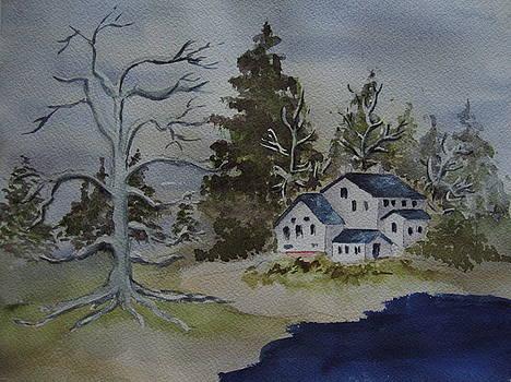 Landscape by Smita Medpalliwar