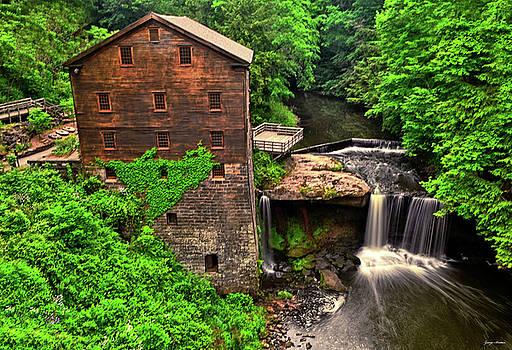 Lantermans Mill 004 by George Bostian