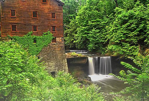 Lantermans Mill 005 by George Bostian