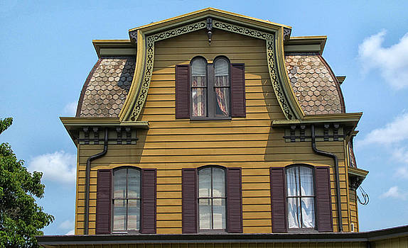 Large Victorian Cupola by Dave Mills