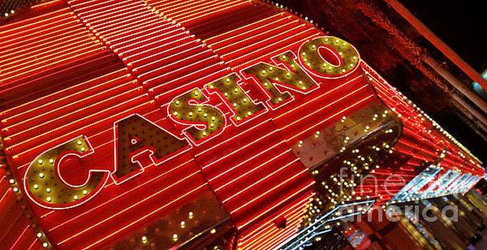 Gregory Dyer - Las Vegas Casino Neon