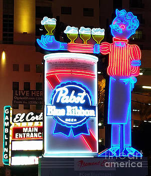 Gregory Dyer - Las Vegas Neon Beer Sign