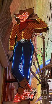 Gregory Dyer - Las Vegas Neon Cowboy