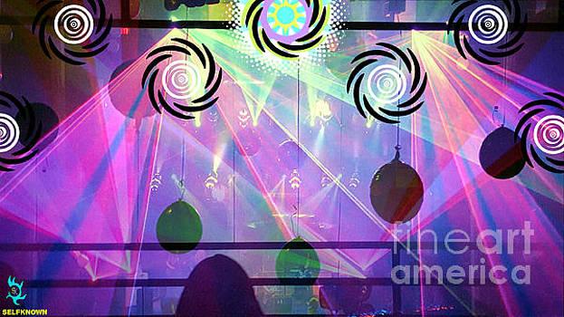 Laser Light Show by Alexander Ladd