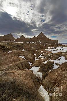 Last Bit of Winter by Steve Triplett