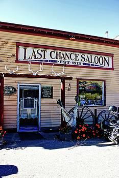 Last Chance Saloon End of the Season by Brian Sereda