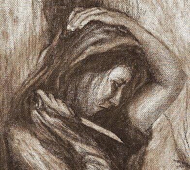 Last Move Upclose Detail by Mikhail Savchenko