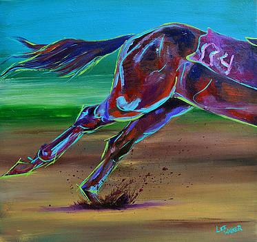 Last Race by Lee Walker