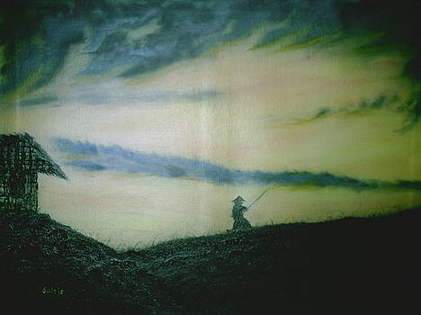 Last Samurai by Jim Saltis