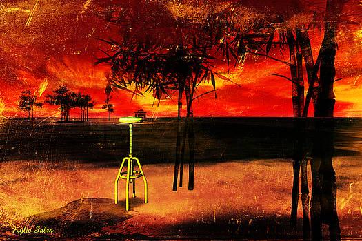 Last Seat by Kylie Sabra