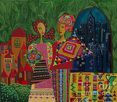 Latino In New York by Mimi Revencu