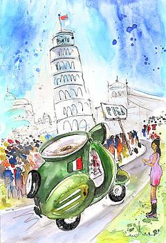 Miki De Goodaboom - Latte Macchiato in Pisa