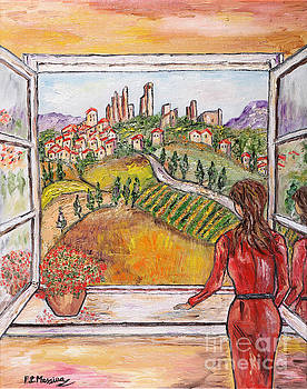 L'attesa by Loredana Messina