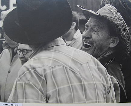 Laughing Cowboys by Texas Tim Webb