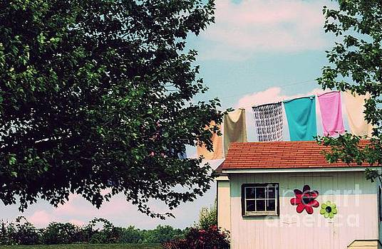 Laundry Day by Beth Ferris Sale