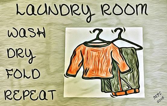 Laundry Room by Marian Palucci-Lonzetta