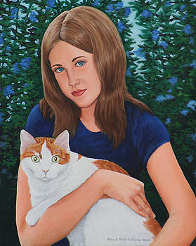 Laura and Luke by Penny Birch-Williams