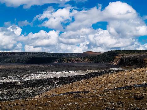 Lava Field by Randy Sylvia