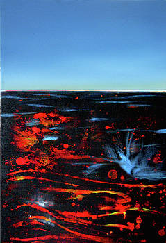 Lava Flow by Bea Israel