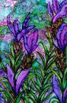 Lavender by Val Stokes