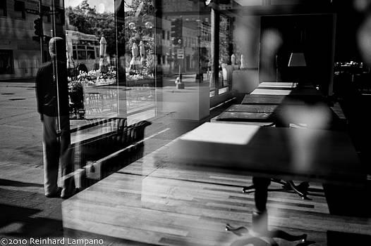 Layers. by Reinhard Lampano