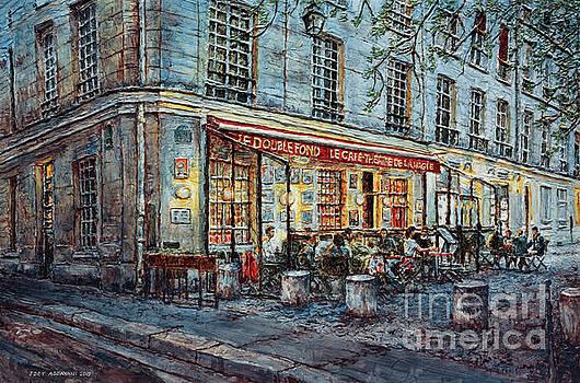 Le Cafe- Theatre de la Magie by Joey Agbayani