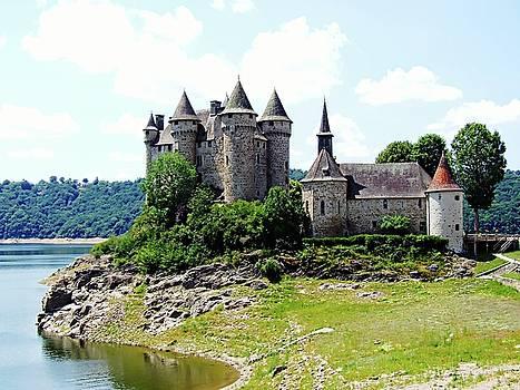 Le Chateau De Val - France by Joseph Hendrix