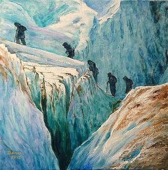 Le Passage by Danielle Arnal