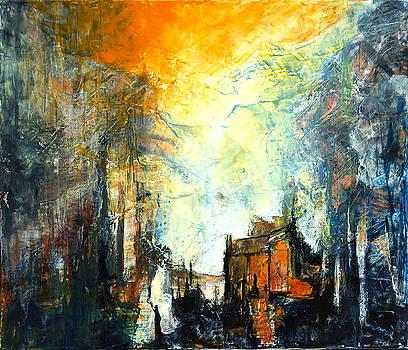 Le Refuge by Francoise Dugourd-Caput