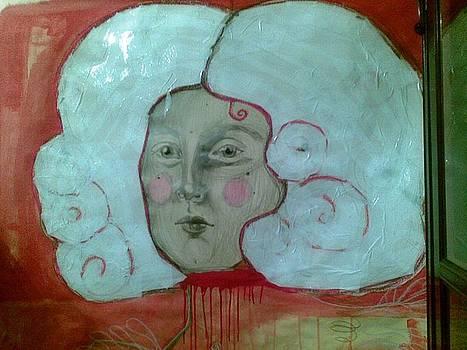 Le retourne de Mariantoinette -alias Gran scocciatura by Beatrice Feo Filangeri