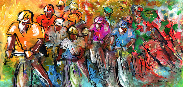 Miki De Goodaboom - Le Tour De France Madness 03