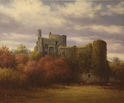 Lea Castle by Sean Conlon